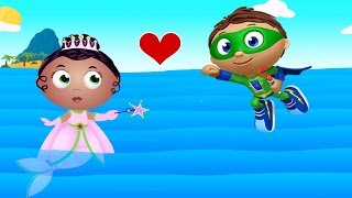 Super Why ABC Adventures Alphabet - 20 MINUTES IN HD