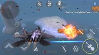 Gunship Battle: F22 raptor - Conqueror of the Sky