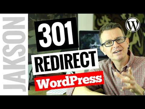 301 Redirect WordPress  - How To Create 301 Redirect with a Plugin 2017