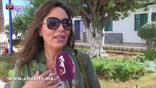 فيديو جد مؤثر..فاطمة الزهراء لعروسي تتقاسم معاناة مرض السرطان مع الأطفال بالدارالبيضاء