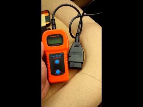 VAG ODBII / ODB2 diagnostic tool