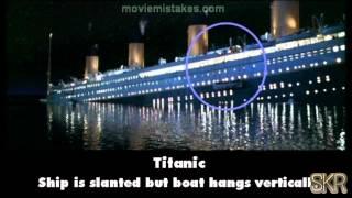 Download Movie Mistakes: Titanic (1997) 3Gp Mp4