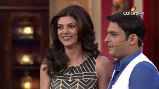 Comedy Nights With Kapil - Sushmita Sen - 4th May 2014 - Full Episode (HD)
