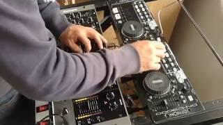 CLASICOS MIX Dj-Milton Orellana + Denon9000 + Numark + CD's