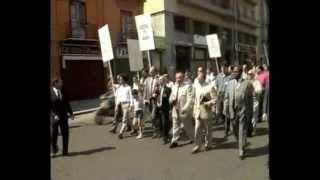 Corteo Evangelizzazione a Palermo - 28.05.1989