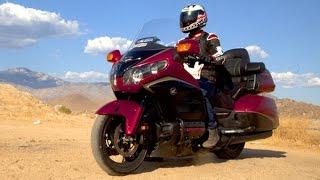 Honda Goldwing - MotoGeo Review
