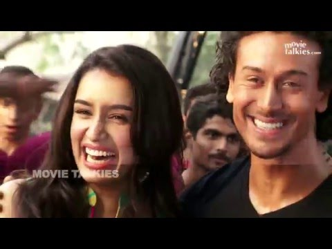 Tiger Shroff & Shraddha Kapoor Perform Stunts On Baaghi Sets