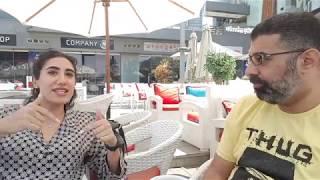 """لقاء مع شيرين أبو عوف حول الأكشن في فيلم """"الديزل"""""""