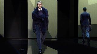 Giorgio Armani - 2017/2018 Fall Winter Men