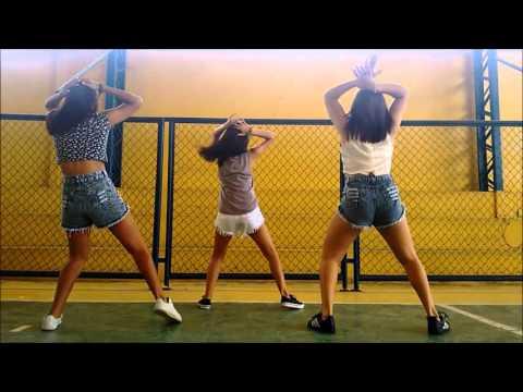 Anitta Bang Dance cover Juliettes Coreografia Original