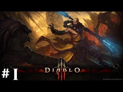 Diablo 3 Let s Play ARABIC 1 ديابلو 3 الحلقة 1