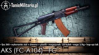 AKS (FC-A104) FIRMY FORCE CORE - TANIEMILITARIA.PL