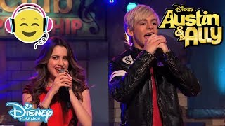 Austin & Ally | Mash Up Of Songs | Official Disney Channel UK