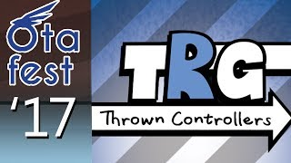 Thrown Controllers Game Show - Otafest 2017