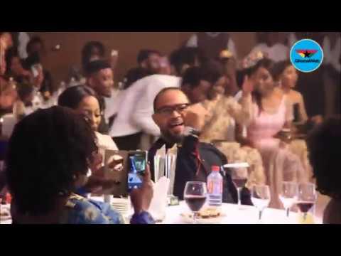 Xxx Mp4 Ebony Shakes Golden Movie Awards Africa With Stunning Performance 3gp Sex