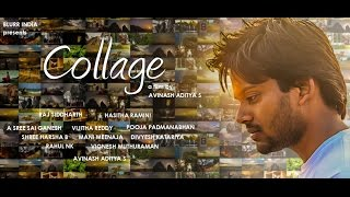 Collage | An NIT Trichy Short Film By Avinash Aditya S | Blurr India