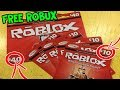 [EVERYONE WINS ROBUX] How to get FREE ROBUX on ROBLOX 2017! Free Robux Giveaway