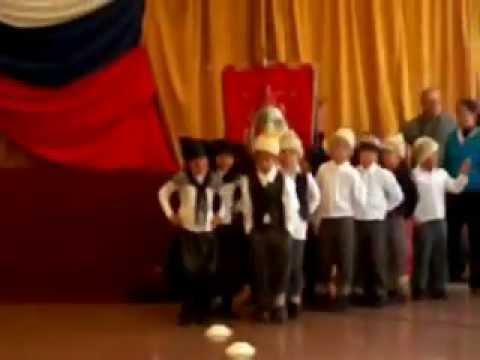 mi nonito bailando trote tarapaqueño