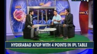 IPL 2017: Sunrisers Hyderabad thrash Gujarat Lions by 9 wickets