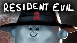Mr. X istential crisis (Resident Evil 2 Parody)