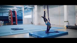 Zajęcia Aerial silks - taniec/akrobatyka na szarfach!