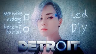 Detroit: become human Led DIY