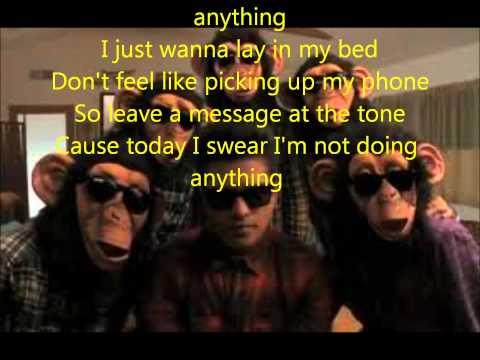 Xxx Mp4 Bruno Mars The Lazy Song Lyrics 3gp Sex