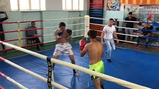 Argam Galoyan Docando   VS   K-1 Martin Manukyan