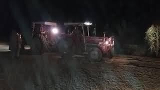 260 VS 375 TRACTOR TOCHAN IN PUNJAB