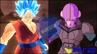 DBZ BT3 PS2 Mod Goku FNF/DBS vs Hit 【Audio Latino HD】
