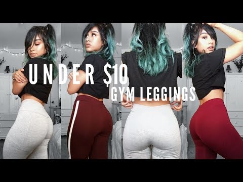 Xxx Mp4 AFFORDABLE CUTE GYM LEGGINGS TRY ON HAUL 3gp Sex