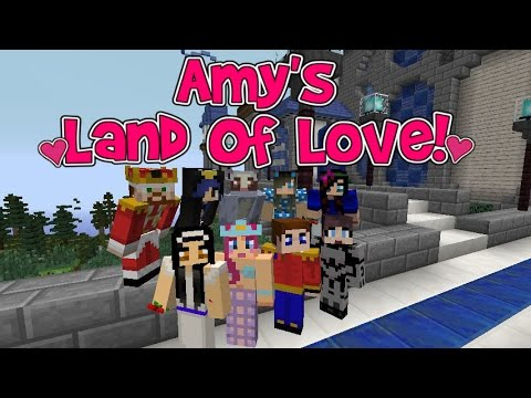 Amy s Land Of Love Ep.100 Dreams DO Come True Minecraft Amy Lee33