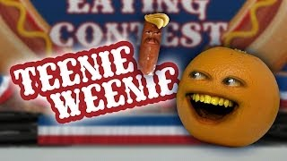 Annoying Orange - Teenie Weenie