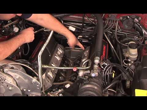 Installing an Intake Manifold by Pro M EFI