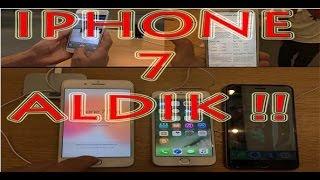 Iphone 7 Aldık ? Amerikada iphone 7 Ne Kadar ?