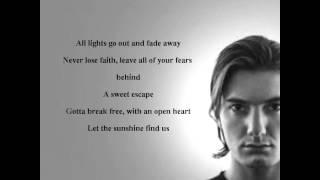 Alesso   Sweet Escape ft  Sirena lyrics