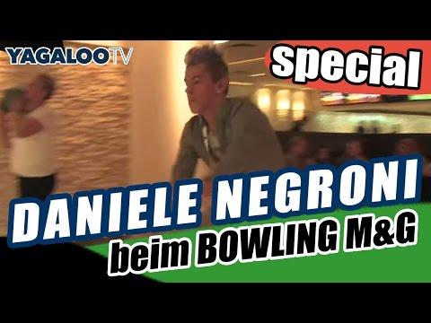 Daniele Negroni Beim Bowling MEET GREET Von YAGALOO