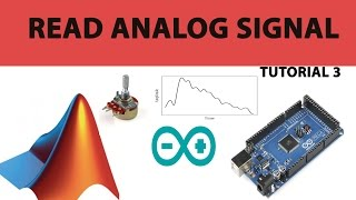 3. How to read analog signal in Arduino using Matlab Simulink