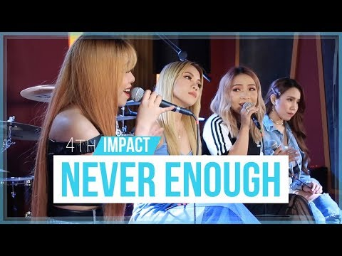 The Greatest Showman - Never Enough | 4TH IMPACT