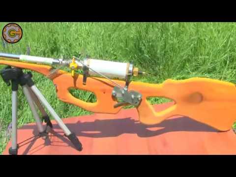 Cara membuat senapan angin dengan mudah hanya modal pipa bekas How to make air soft gun nailbullet
