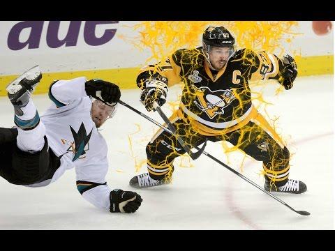 Sidney Crosby Edgework