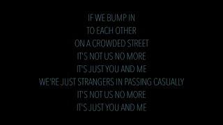 Marc E. Bassy - You & Me Feat. G-Eazy (Lyrics)