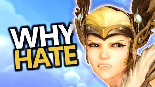 Why Do People HATE Mercy Mains? (Overwatch)