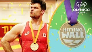 Can the Buff Dudes survive an Olympic wrestling workout? | Hitting the Wall