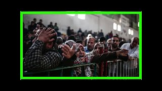 News-Rafah crossing will open for 3 days under the Palestinian Authority for the 1st time in 10 yea
