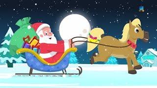 Klingglöckchen | Weihnachtslied für Kinder | Weihnachtsmann-Lied | Xmas Rhyme | Kids Christmas Song