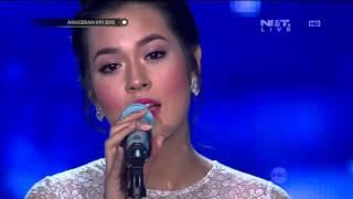 Raisa Feat  Ariel - Medley LDR & Jatuh Hati - Anugerah KPI 2015