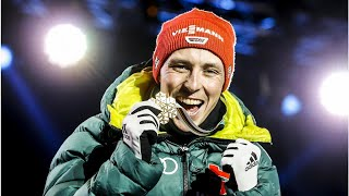 Frenzel matches record with sixth title at FIS Nordic World Ski Championships