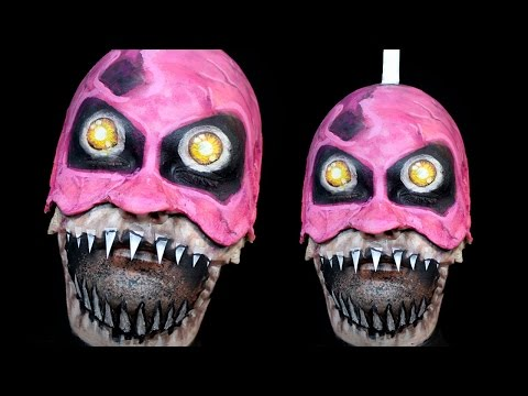 Xxx Mp4 Nightmare Cupcake Make Up Tutorial Five Nights At Freddy S 4 3gp Sex