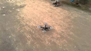 Trying to fly Quadcopter for the 1st time (Bangladesh)